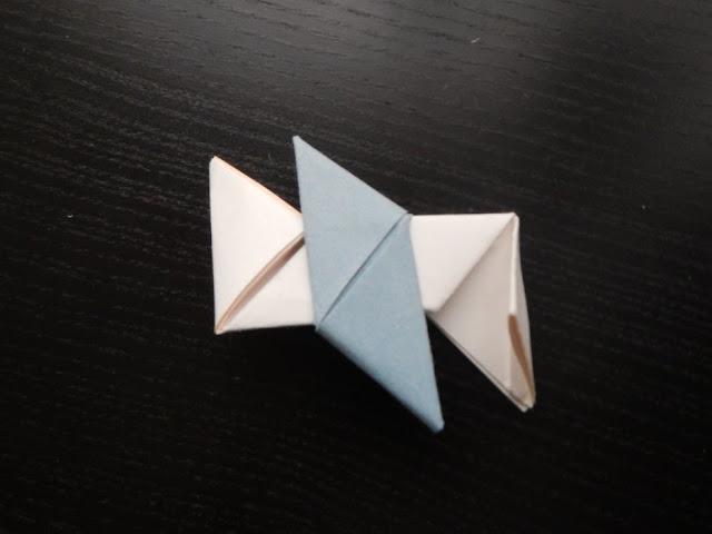 Cách gấp phi tiêu ninja Origami bằng giấy