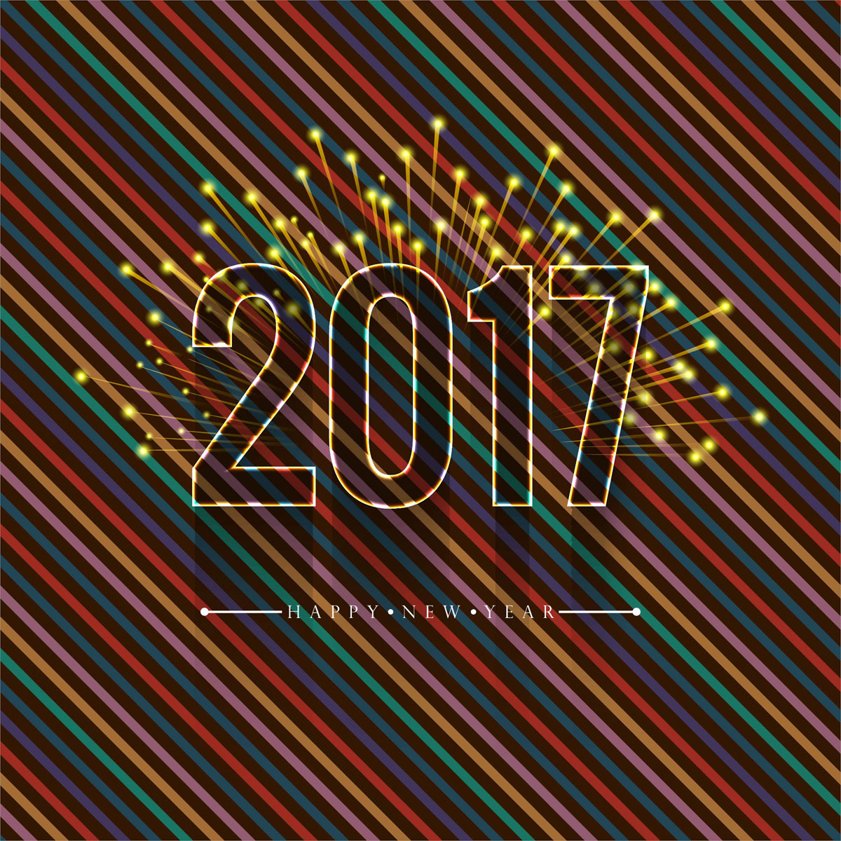 Wishing You a Happy New Year 2017 Quotes