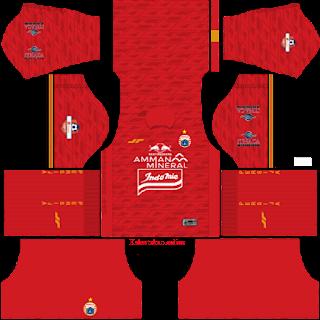 Kit DLS Persija Jakarta 2020 Shopee Liga 1