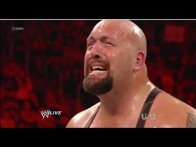 Big Show WWE Crying