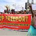 Mahasiswa di Jayapura Demo Minta Freeport Ditutup