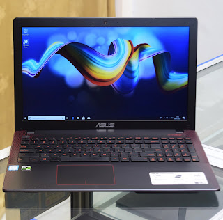 Jual Laptop Gaming ASUS X550V Core i7 Double VGA