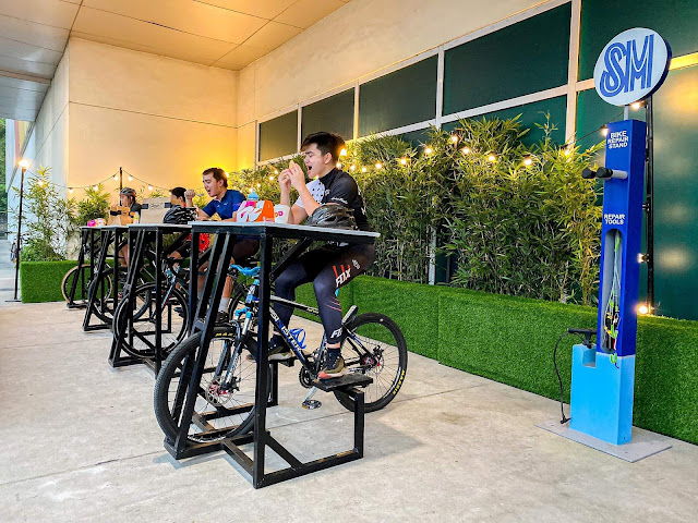 1st BIKE & PARK IN BULACAN OPENS AT SM CITY MARILAO