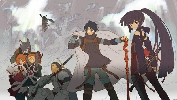 Log Horizon - Anime mirip Made in Abyss