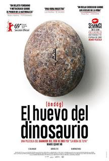 Estrenos de cine en España 14-Febrero-2020 : 'El huevo del dinosaurio (Öndog)'