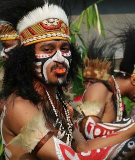 Selayang Pandang Provinsi Papua