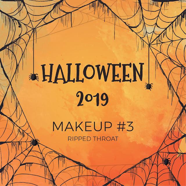 HALLOWEEN'19 | MAKEUP #3