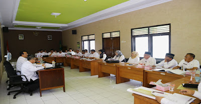 Kepala Kemenag Kab. Majalengka Perkuat Komitmen Pembangunan Zona Integritas