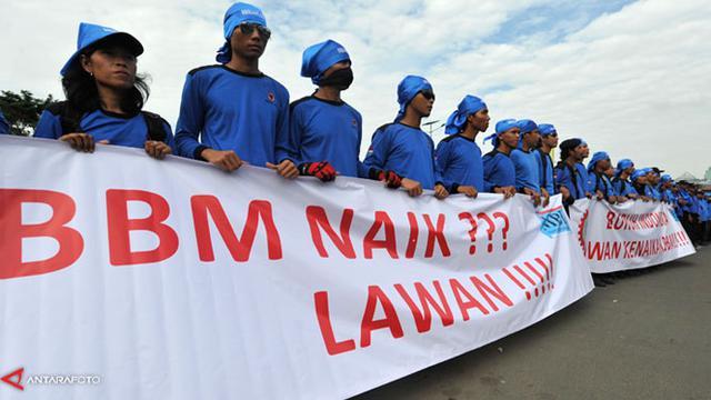 Kritik Kenaikan Harga BBM Sumut, Buruh: Tak Punya Hati!