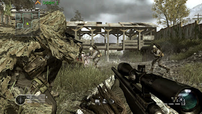 SS Call of Duty 4: Modern Warfare 1