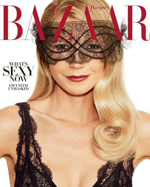 Gwyneth Paltrow, Harper's Bazaar 1