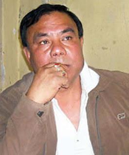 Akhil Bharatiya Gorkha League leader Laxman Pradhan