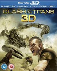 Clash of the Titans (2010) 3D Movie Hindi English Telugu Tamil HSBS