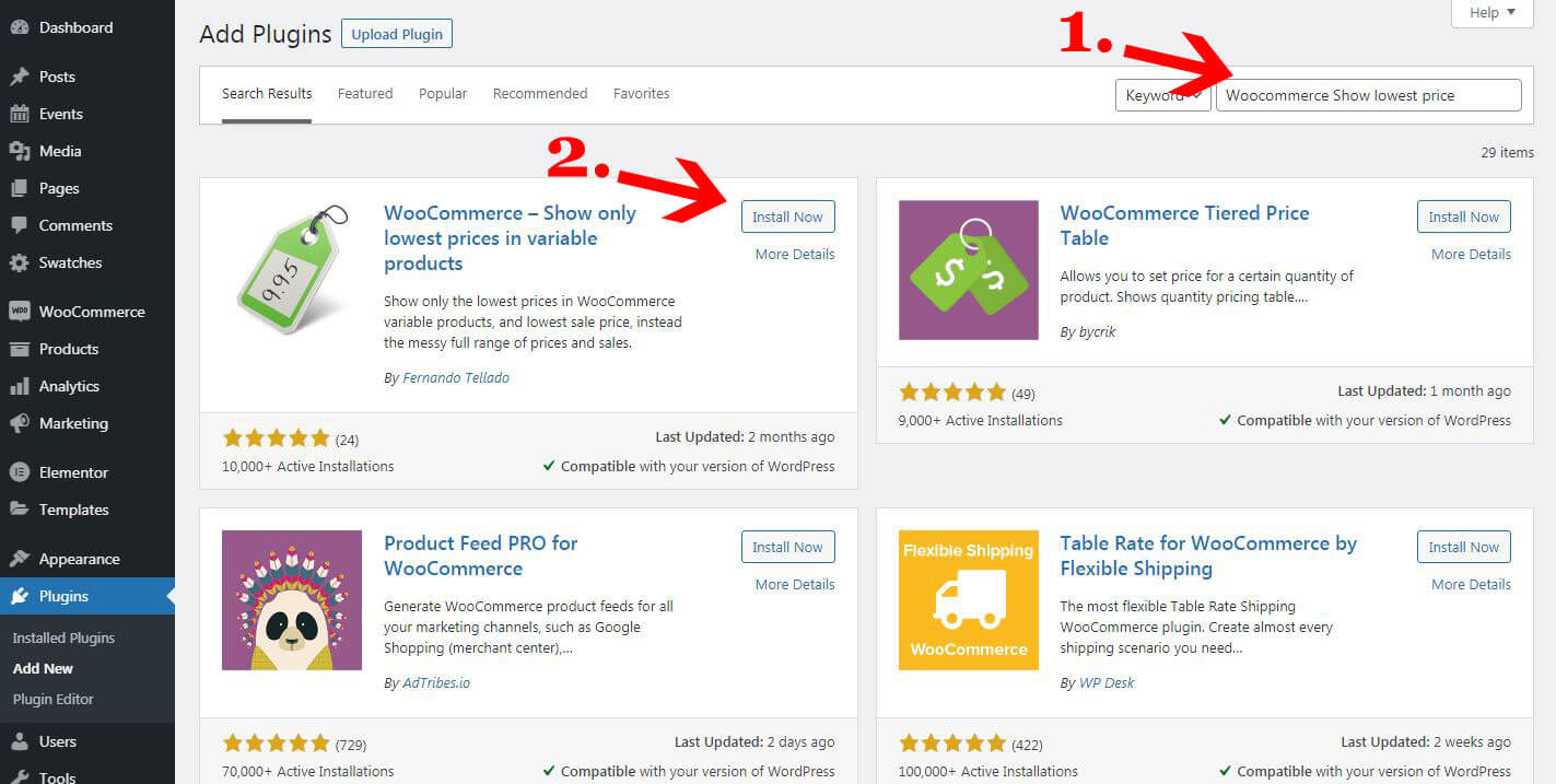 Hide Price Range for WooCommerce Variable Products