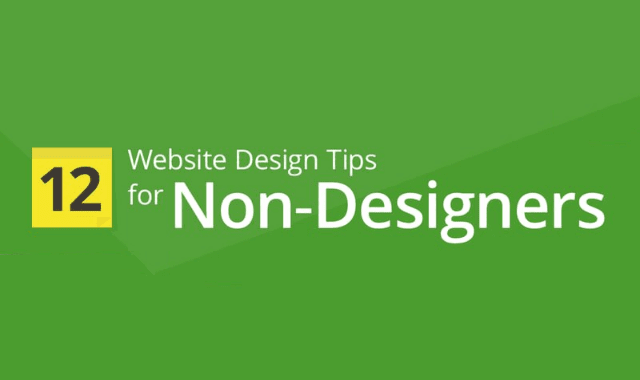 12 Website Design Tips For Non-Designers
