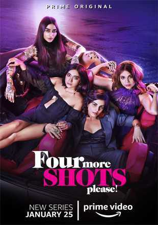Four More Shots Please 2019 Full Hindi Episode Download HDRip 720p