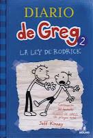 Diario de Greg 2. La ley de Rodrick