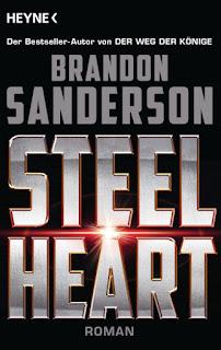 Steelheart von Brandon Sanderson