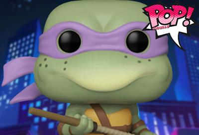 🐢 Funko POP Tortugas Ninja (Retro toys)
