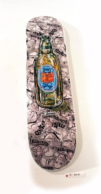 Gasoline Art Feat. Scott Aicher