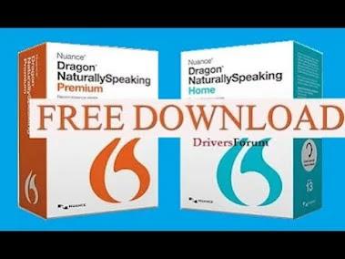 Dragon Naturally Speaking Download