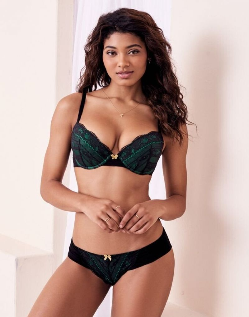 Danielle Herrington Featured for Adore Me 2020 Collection