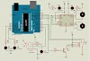 White board eraser control using remote   circuit diagram.