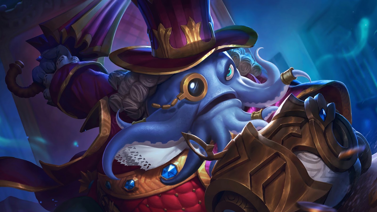 Wallpaper Bane Count Dracula Mobile Legends Full HD for PC