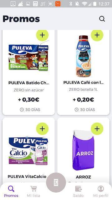 Promos app