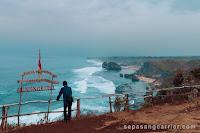Menikmati Senja di Puncak Kosakora Gunung Kidul Yogyakarta