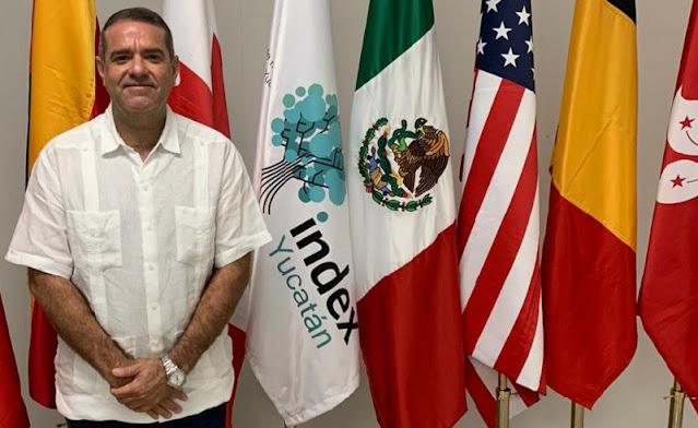 El empresario Alberto Berrón Bolio seguirá como presidente de la manufactura de exportación de Yucatán