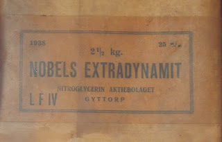 The Nobel family business was still producing dynamite to Alfred's patented formula in the 1930s