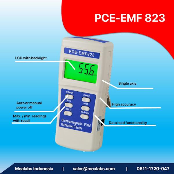 PCE-EMF 823 EMF Meter