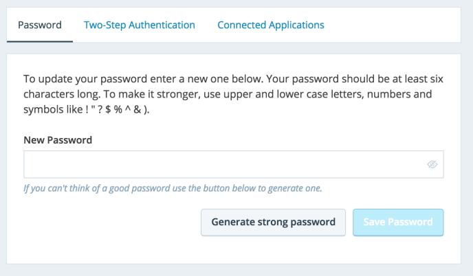 Wordpress Reset Your Password