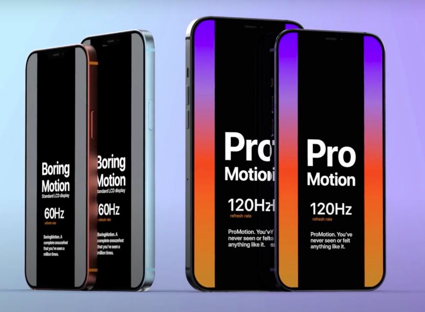 IPhone 12 Pro comes with 3x optical zoom