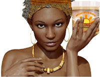 shea butter for face