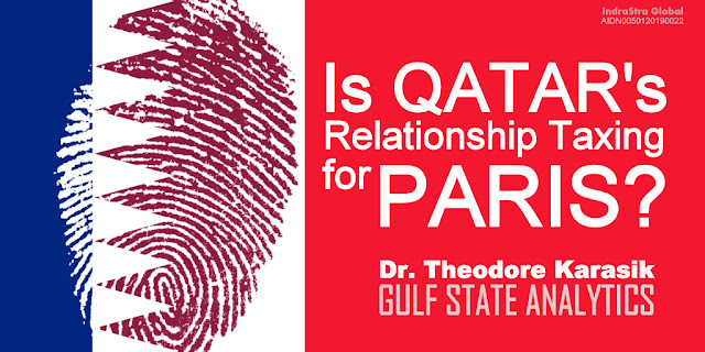 Is Qatar's Relationship Taxing for Paris?