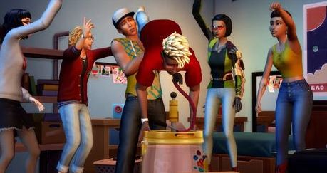 The Sims 4: Discover University download free for pc