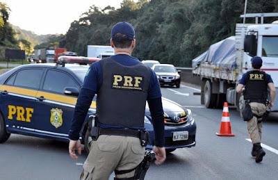 Resultado de imagem para Polícia Rodoviária Federal abre concurso para 500 vagas; 17 são na Bahia