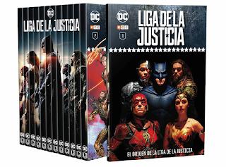 Liga de la Justicia: Coleccionable semanal 12 tomos