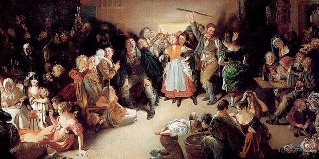 الهالوين هو عيد كل القديسين عند المسيحيين قديما
