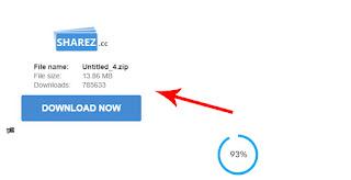 cara pasang iklan di blog safelink