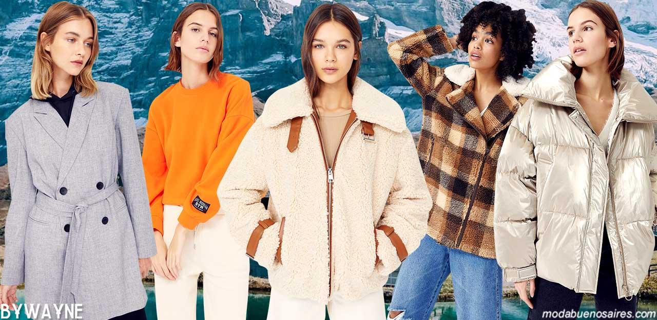 moda otoño invierno 2021 juvenil urbana