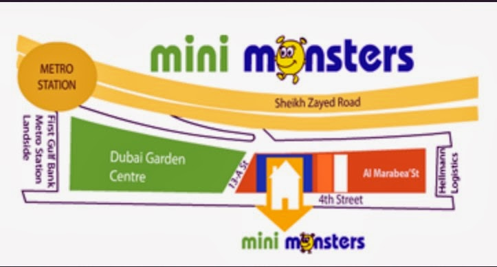 Mini Monsters Dubai Location Map,Location Map of Mini Monsters Dubai,Mini Monsters Dubai accommodation destinations attractions hotels map reviews photos pictures