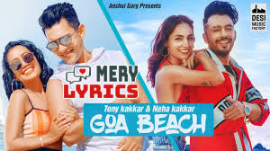 Goa Beach Song - Lyrics