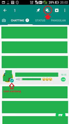 Cara Memenonaktifkan Pemberitahuan di Grup WhatsApp supaya Tidak Berisik Tutorial Memenonaktifkan Pemberitahuan di Grup WhatsApp supaya Tidak Berisik