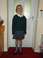 Top Ender on 1st Day at School 2011