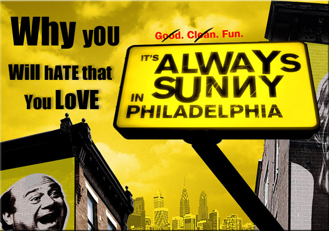 Know Your Show: It's Always Sunny in Philadelphia #AtoZChallenge