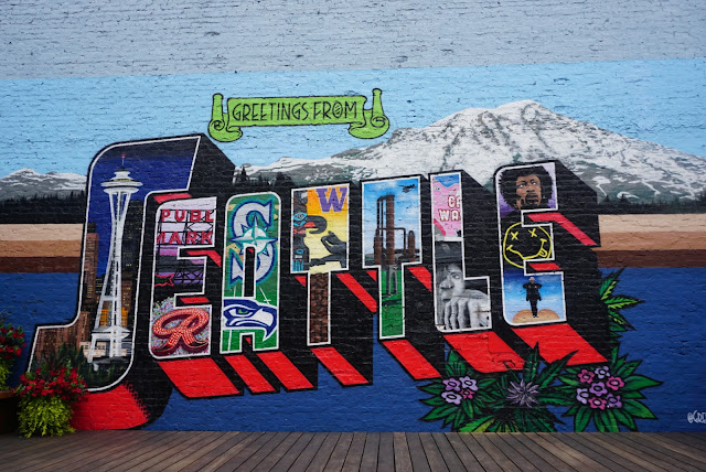 murales greetings from seattle washington