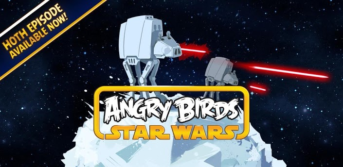 Angry Birds Star Wars Episode V: Hoth